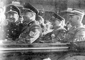 Borek und der Reichsjägerhof GoeringsBesuch